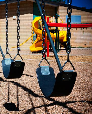 ¡Parques infantiles accesibles para todos los niños!
