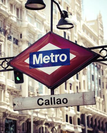 Metro de Madrid abierto todo el día los fines de semana