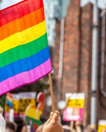 ¡No al rechazo a los homosexuales!