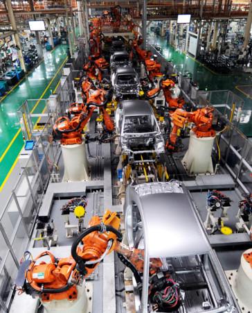 ¡Que las máquinas no sustituyan a los trabajadores!