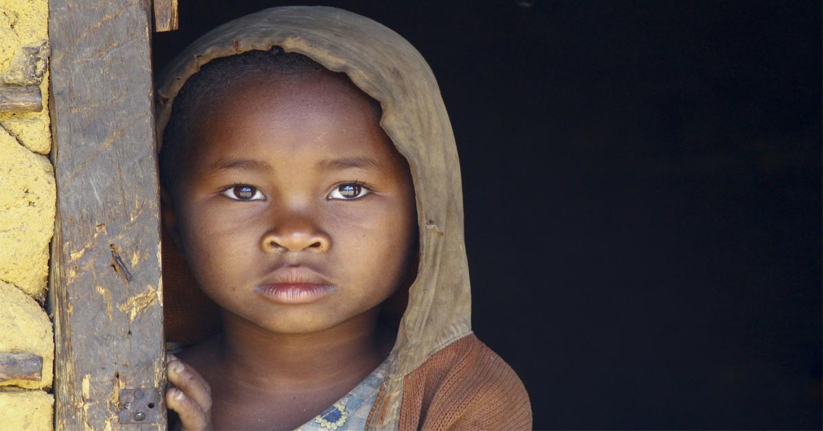 Unicef protege a los niños del mundo (iStock.)