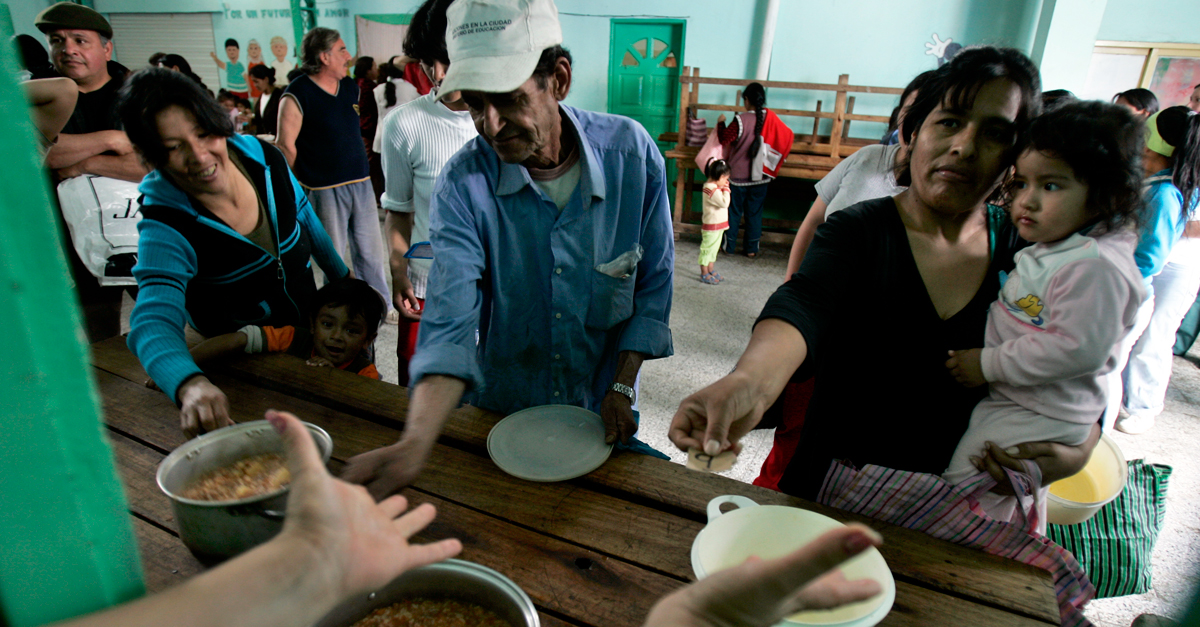 Cómo hacer voluntariado en Madrid - GuiaONGs.org