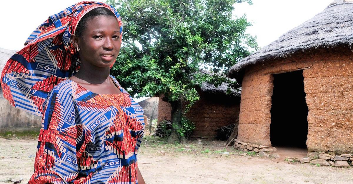mujeres africanas ANESVAD