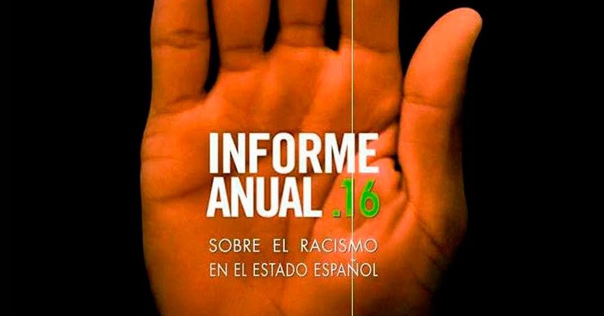 Informe Anual Racismo