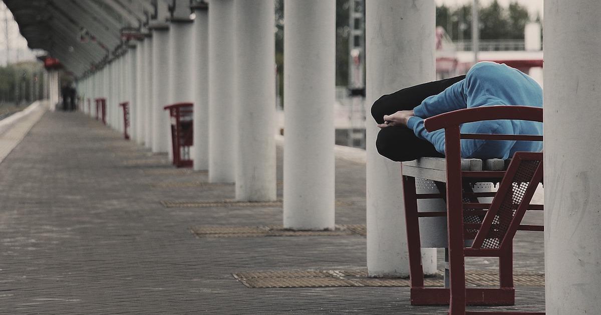 cruz roja personas sin hogar