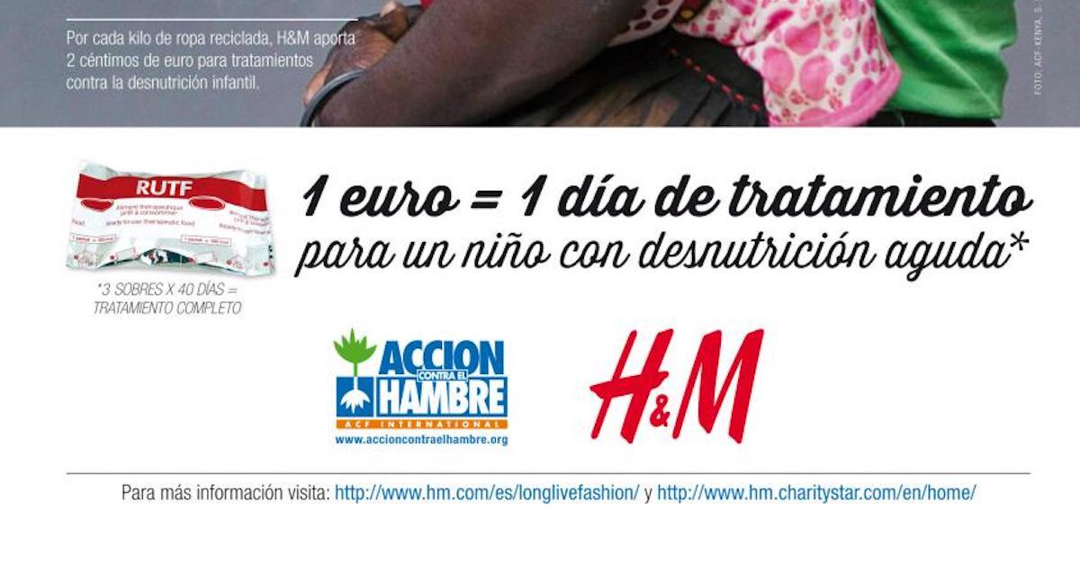 accion contra el hambre y hym