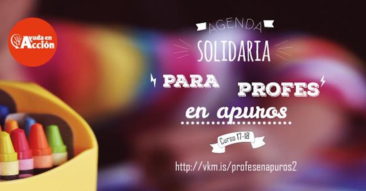 agenda solidaria ayuda en accion
