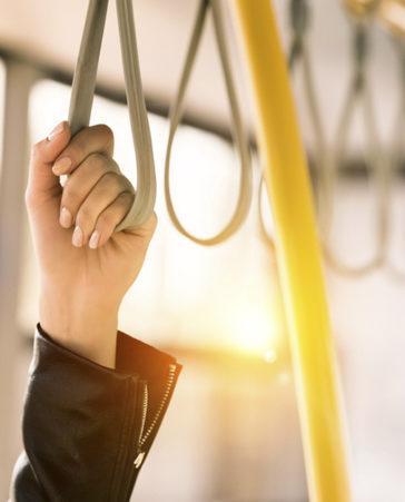 Firma por un transporte público gratuito para parados