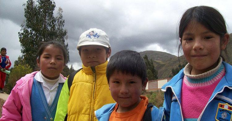 Los niños del valle cuentan con varios centros para el desarrollo de actividades. (Foto: Ivan Pajares/ Flickr)