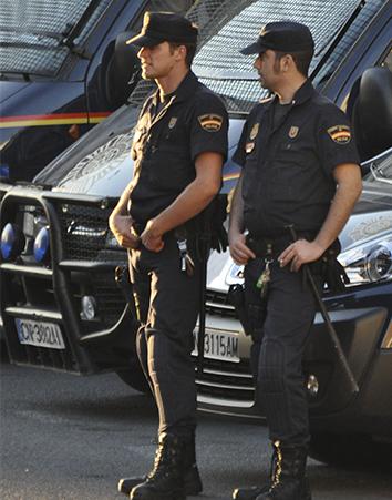 Sueldos dignos para guardia civil y polic a nacional for Sueldos del ministerio del interior