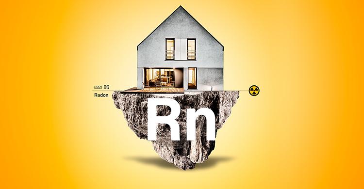 3540cfb1d El gas radón implica una serie de consecuencias negativas para la salud del  hombre (OCU