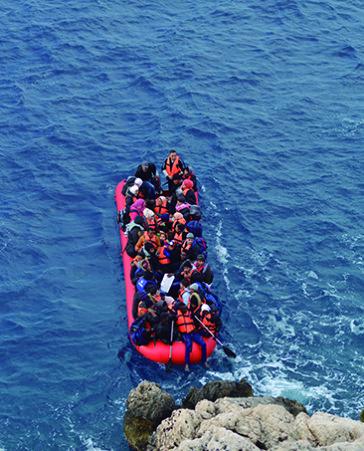 ¡Firma para que Europa mejore el trato a los refugiados!