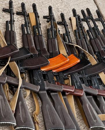 ¿Armas marca España para matar civiles inocentes? No gracias.