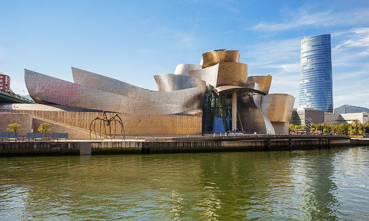 Museo Guggenheim de Bilbao (Istock)