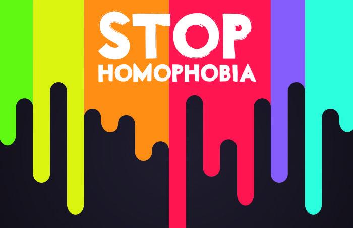 Stop homofobia (Istock)
