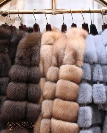 Firma para acabar con las pieles en la industria textil