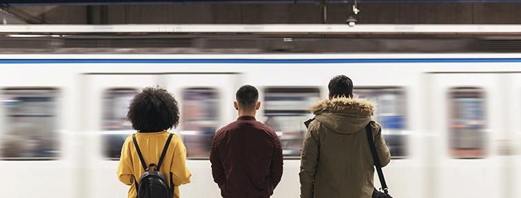 Metro de Madrid, la mejor forma de moverse por la capital(Istock)