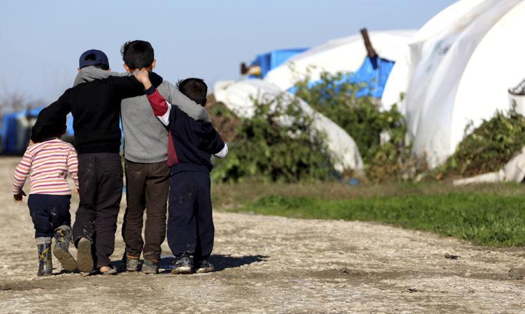 Ayuda a los refugiados sirios, ¡DONA! (iStock)
