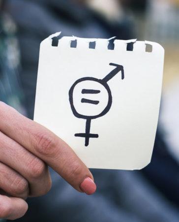 Firma para acabar con la brecha salarial de género