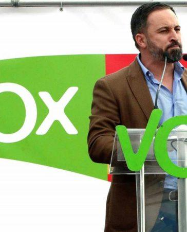 Firma para que VOX NO participe en los debates de TV