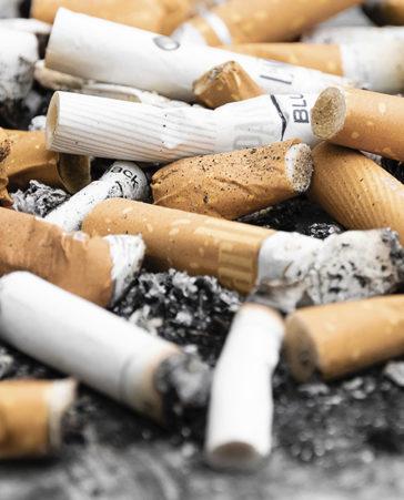 Firma para acabar con el tabaco