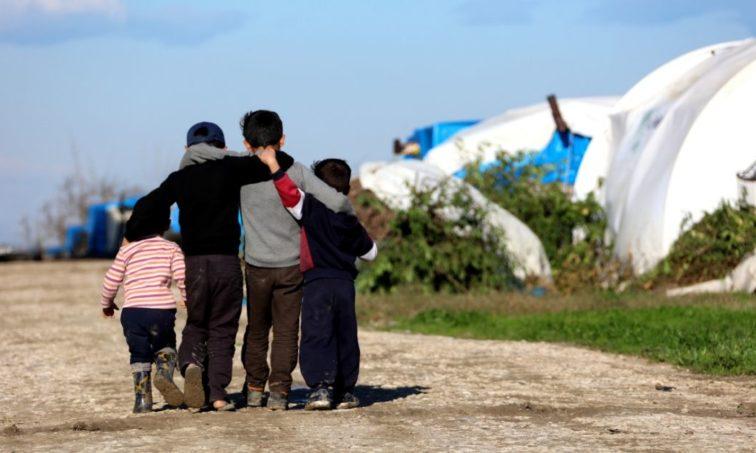 Campo de refugiados (Istock)