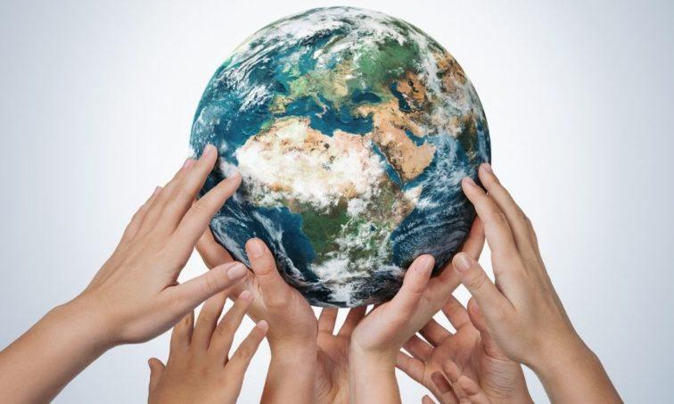 Salvemos el planeta (iStock)